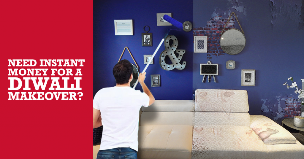 Want a Makeover of your House? We can help you in this Festive Season