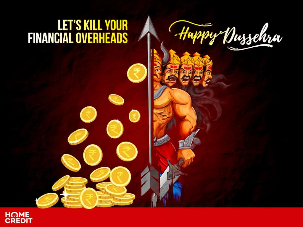 Kill your Financial Demons this Dussehra