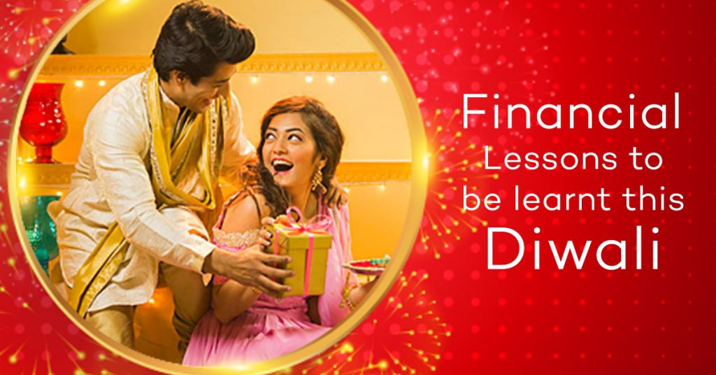 financial lessons to be learnt this diwali