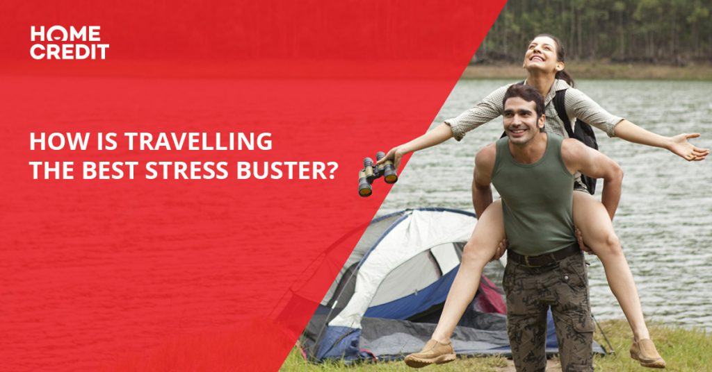 How is travelling the best stress buster_