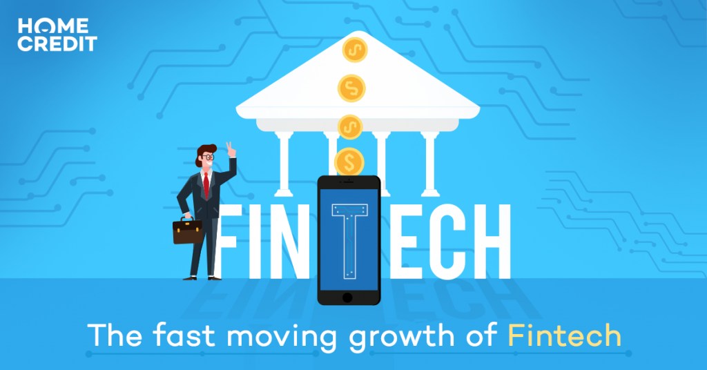 ToThe Fast Paced Growth of Fintech: This how it is!