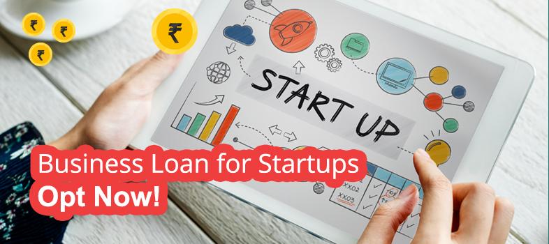 Business loan for start ups
