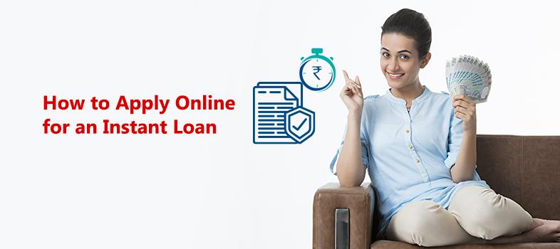 Online Instant Loan