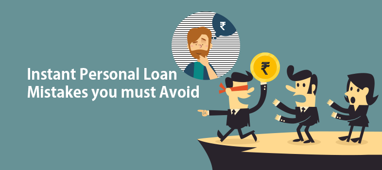 Common Mistake to avoid apply for personal loan