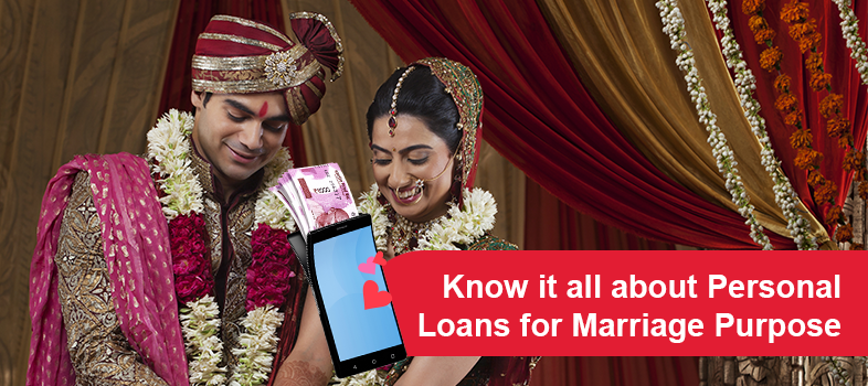 Personal Loan for Wedding