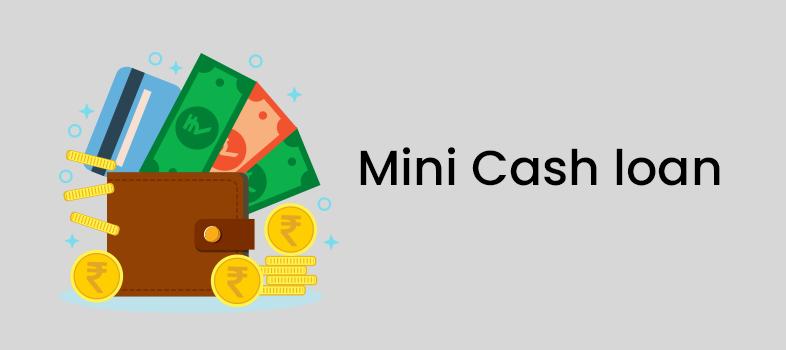 Mini credit online