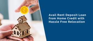 Rental Deposit Loan