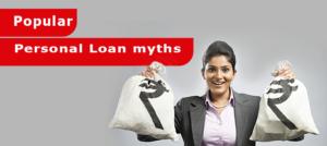 Personal Loan Myths
